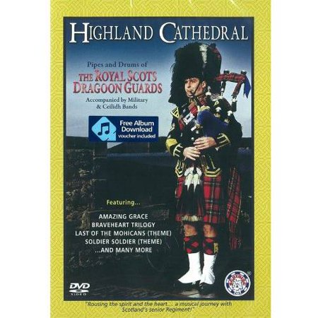 Pipes And Drums Of The Royal Scots Dragoon Guards: Highland Cathedral (Music DVD)