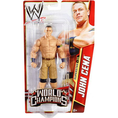 WWE Wrestling Basic Series 29 John Cena Action Figure #35