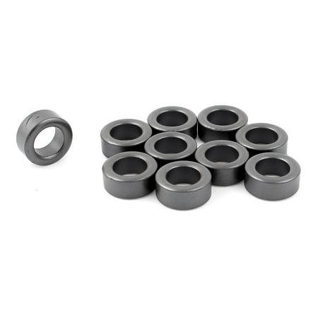10 Pcs Toroid Ring Ferrite Cores 22.5mm x 13.5mm x 10mm