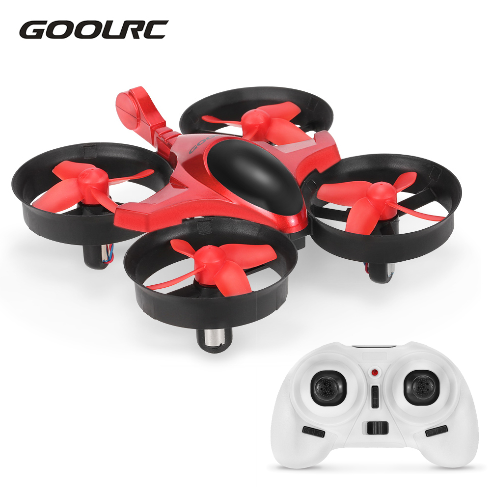 GoolRC Scorpion T36 2.4G 4CH 6-Axis Gyro 3D-Flip Anti-Crush UFO RC Quadcopter