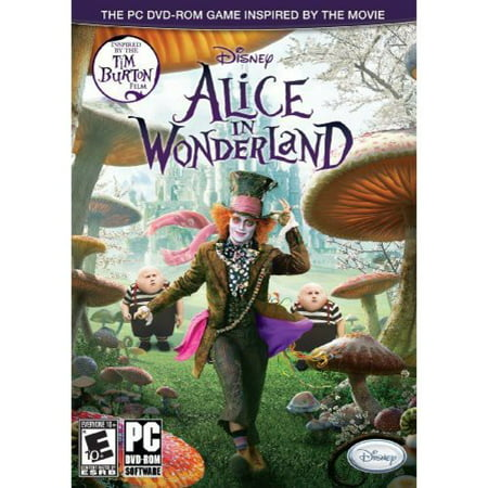 Image of Alice in Wonderland - PC