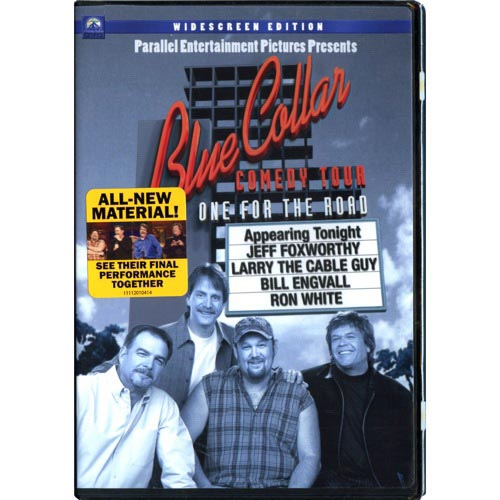 Blue Collar Comedy Tour: One For The Road (Widescreen) by Paramount