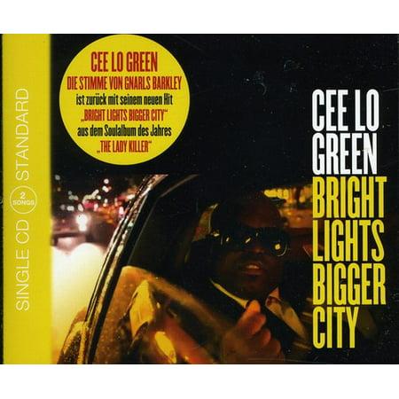 Cee Lo Green - Bright Lights Bigger City](Cee Lo Green Halloween)