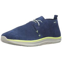 Altra Men's Desert Boot Everyday Shoe, Blue/Lime, 10 M US
