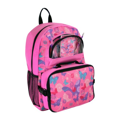 Everything Backpack, Pink