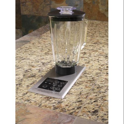 Kitchen Center KC-GBL Glass Blender 6 Cups Stainless Steel Blades