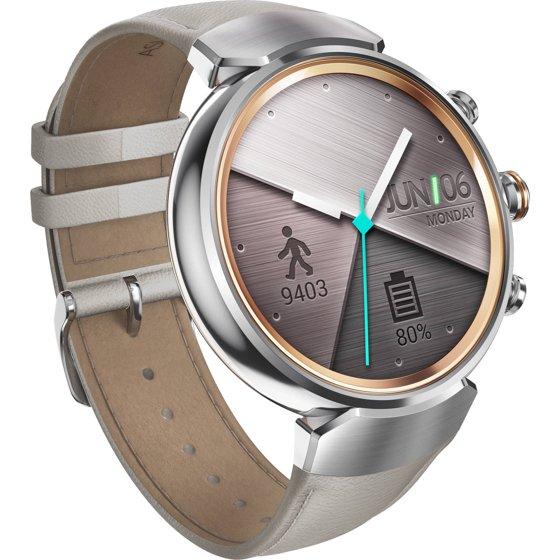 51f0cb4c2 ASUS - ASUS ZenWatch 3 WI503Q-SL-BG 1.39-Inch Amoled Smartwatch ...