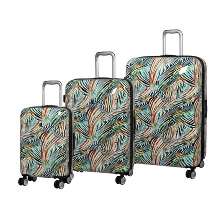 IT Luggage Sheen Hardside Expandable Spinner 3 Piece
