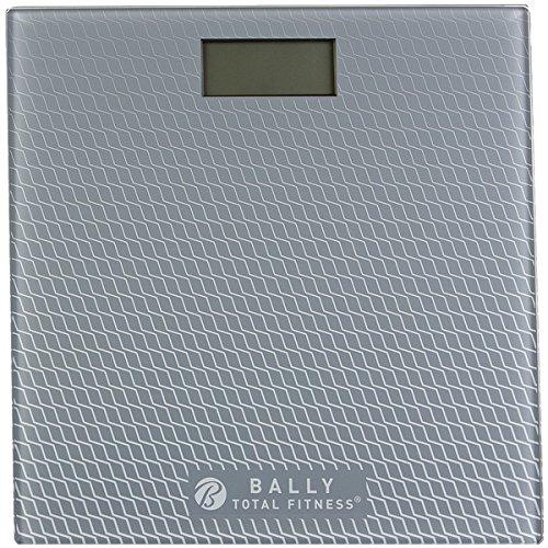 Bally BLS-7302 Digital Bathroom Scale, Black