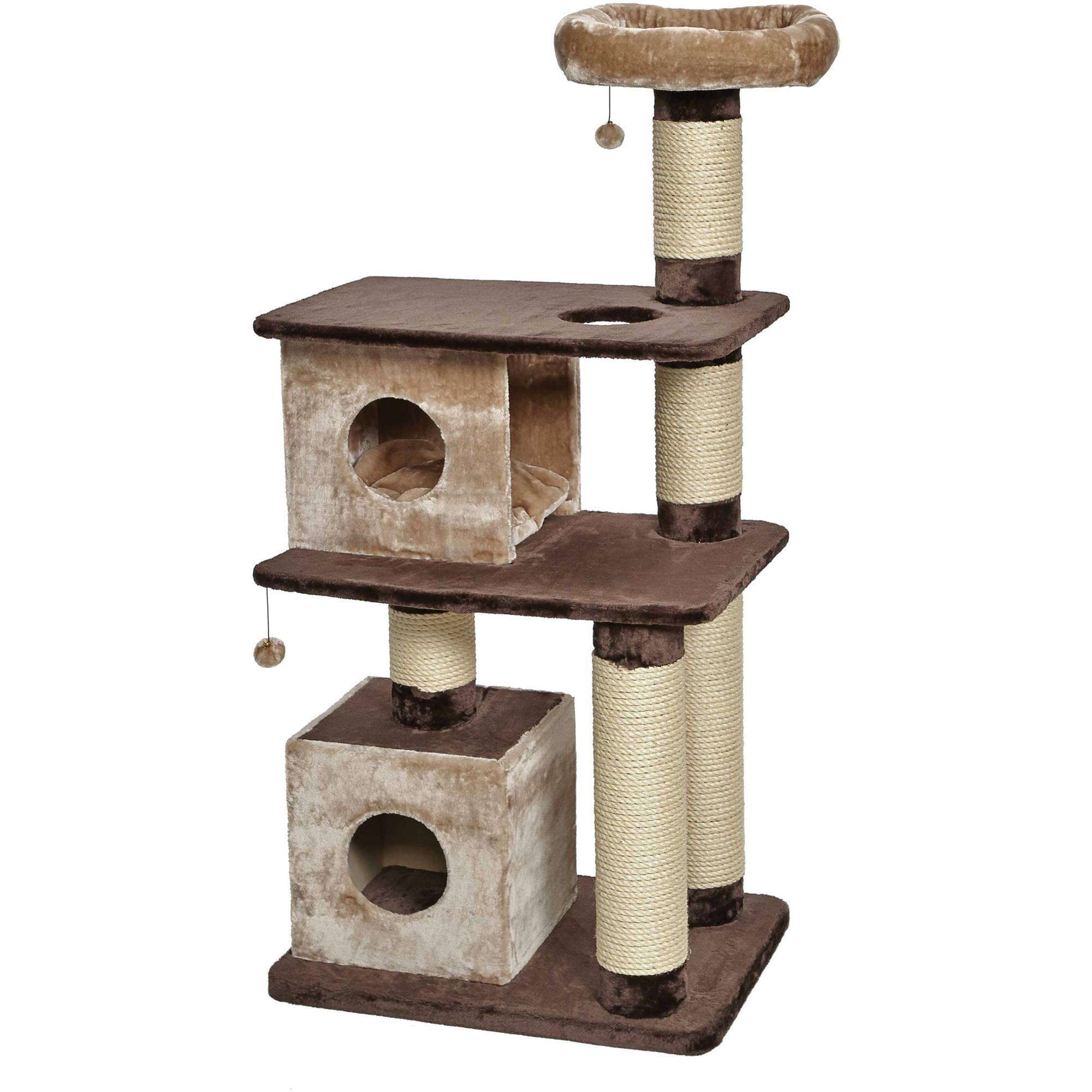 Midwest Feline Nuvo Grand, Camelot Multi Level Cat Furniture