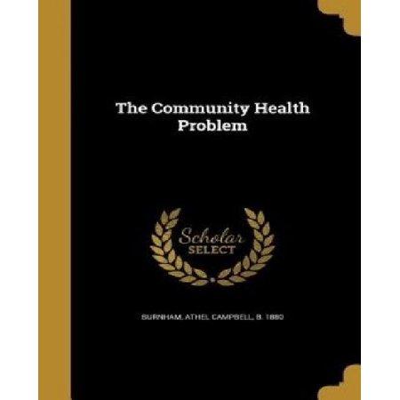 The Community Health Problem - image 1 de 1