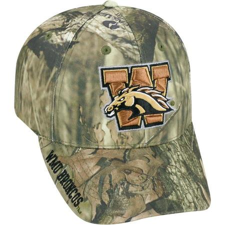 Western Michigan University - University Of Western Michigan Broncos Mossy Baseball Cap