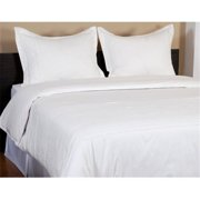 Textrade Inc. Ballard White 3-piece Duvet Set King