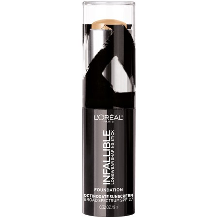 L'Oreal Paris Infallible Longwear Shaping Foundation