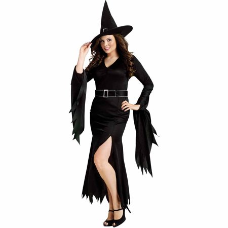 Gothic Witch Adult Halloween Costume](Halloween Scene Setters Gothic Mansion)