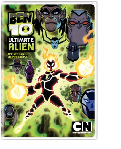 Cartoon Network: Ben 10 Ultimate Alien - The Return Of Heatblast (Widescreen)