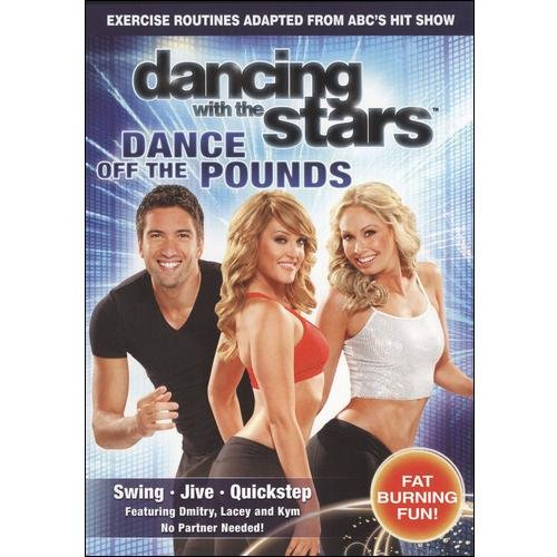 Lions Gate Dancing With The Stars-dance Off The Pounds [dvd] [ff eng 2.0] by Trimark Home Video