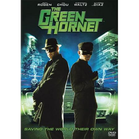The Green Hornet (DVD)