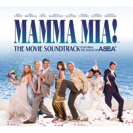 Mamma Mia! Soundtrack (CD) - Mamma Mia Halloween