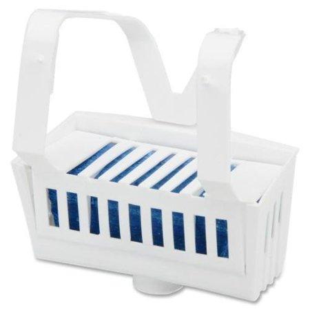 6840-00-664-6610 SKILCRAFT Toilet Bowl Rim Hanger w/ Non-para Block - Mild Scent Fragrance - 12 / Box (Products Bowl Blocks)