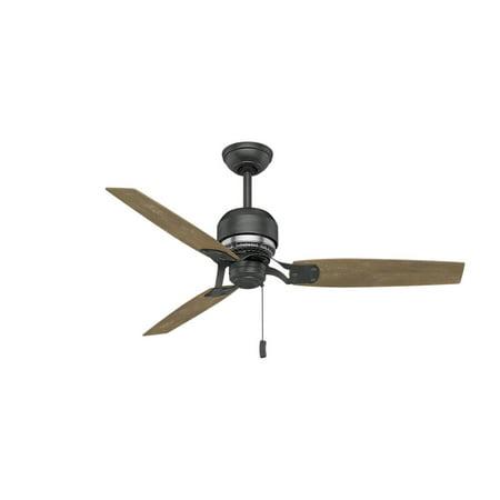 Casablanca 59498 52 in. Tribeca Aged Steel Ceiling Fan