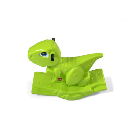 Step2 Dino Rocking Horse Kids Rocker Toy