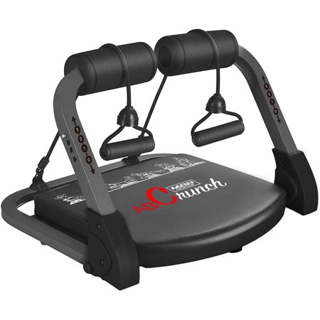abs Exercise Equipment ab Machine for Abs and Total Body Workout, Home Gym Fitness Equipment for All Ages.