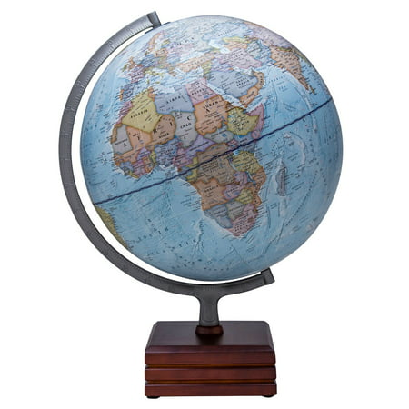 Waypoint Geographic Aviator Ii Illuminated Desktop Globe