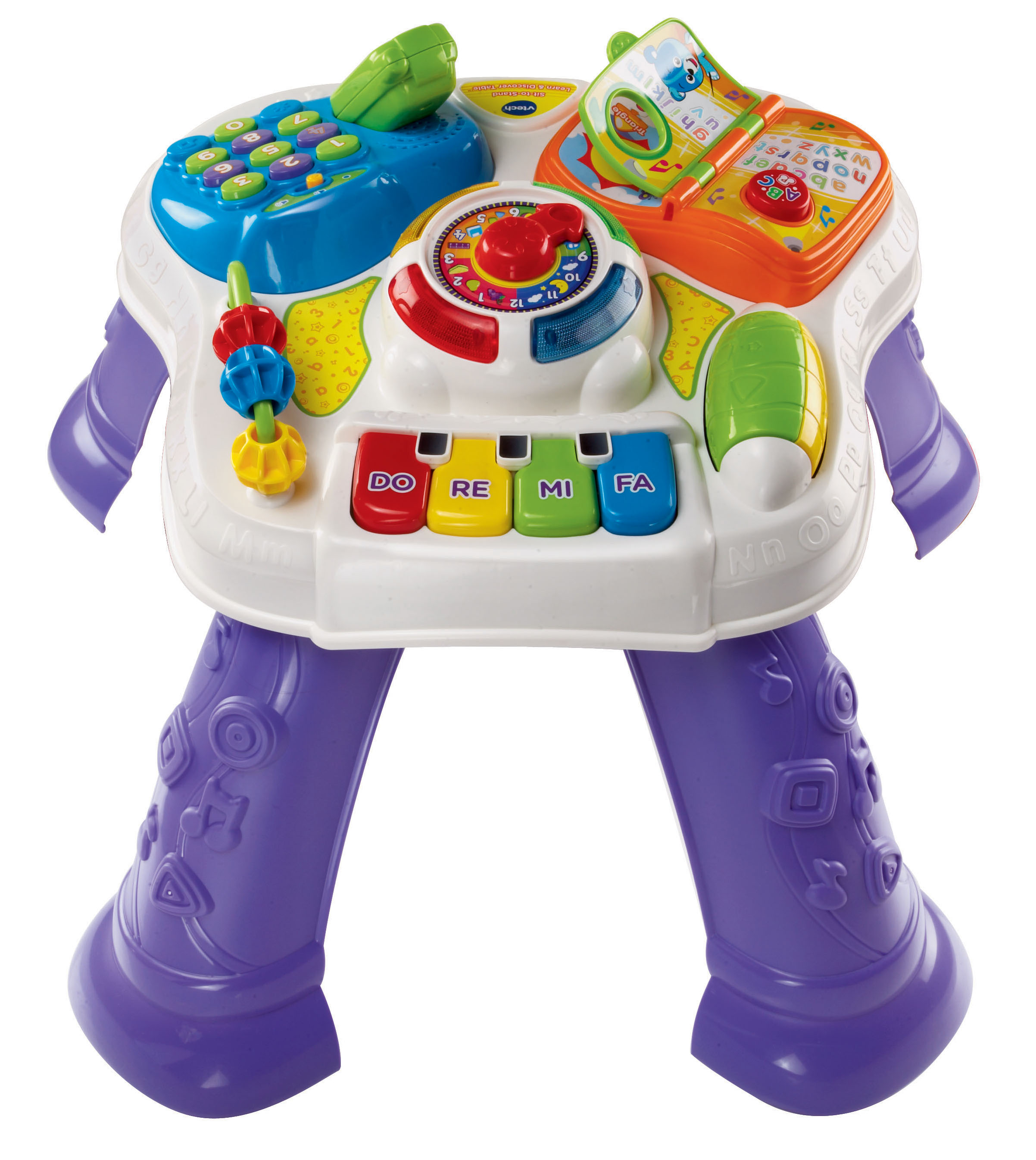 VTech® Sit-to-Stand Learn & Discover Table