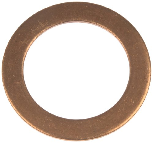 Dorman 65279 Copper Oil Drain Plug Gasket, Pack Of 2