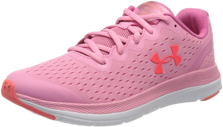Under Armour Unisex-Child Grade School Charged Impulse Sneaker
