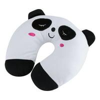 EOTVIA U Animal Pillow, Travell Pillow,Animal Travel Neck PP Cotton Pillow Soft U Shaped Car Head Rest Toy Cushion