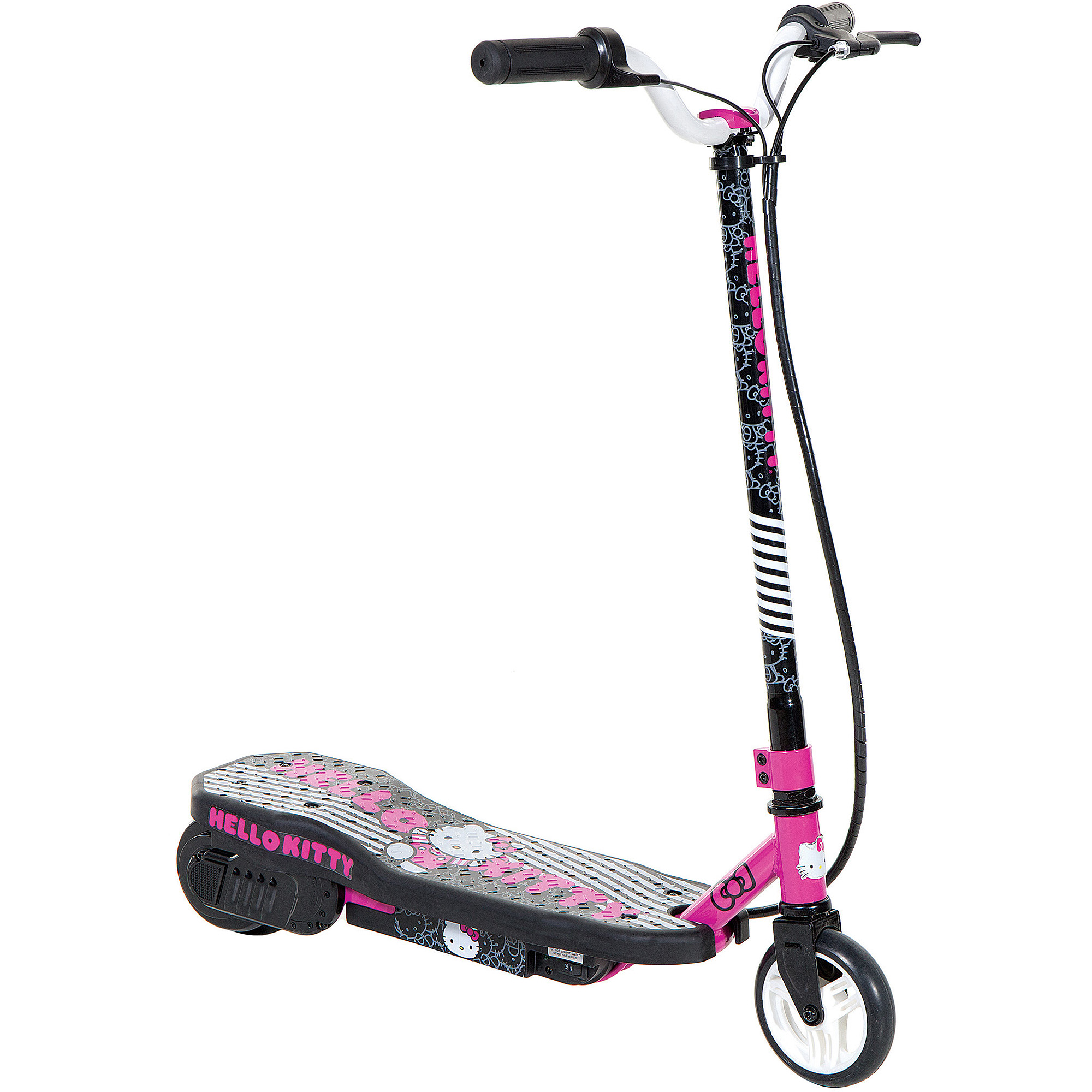 Hello Kitty 12-Volt Electric Scooter
