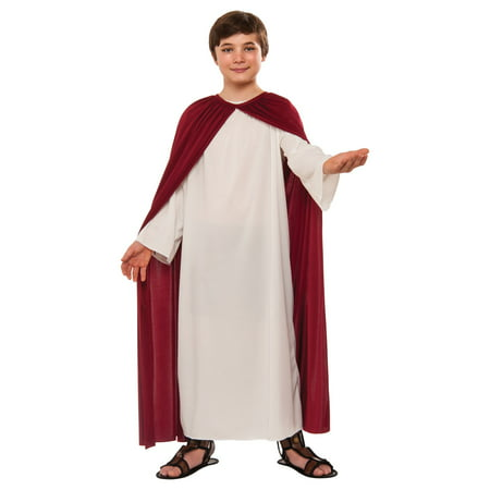 Homemade Jesus Costume (Boys Deluxe Jesus Costume)