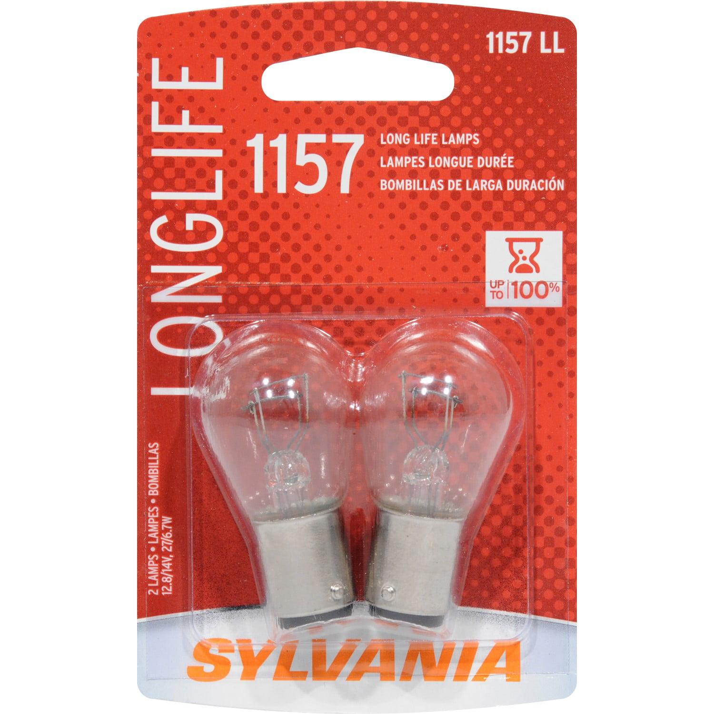 4 BBT 1157 Double Filament 12 volt 22 White LED Trailer Light Bulbs