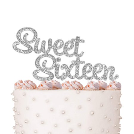 sweet sixteen birthday party decorations
