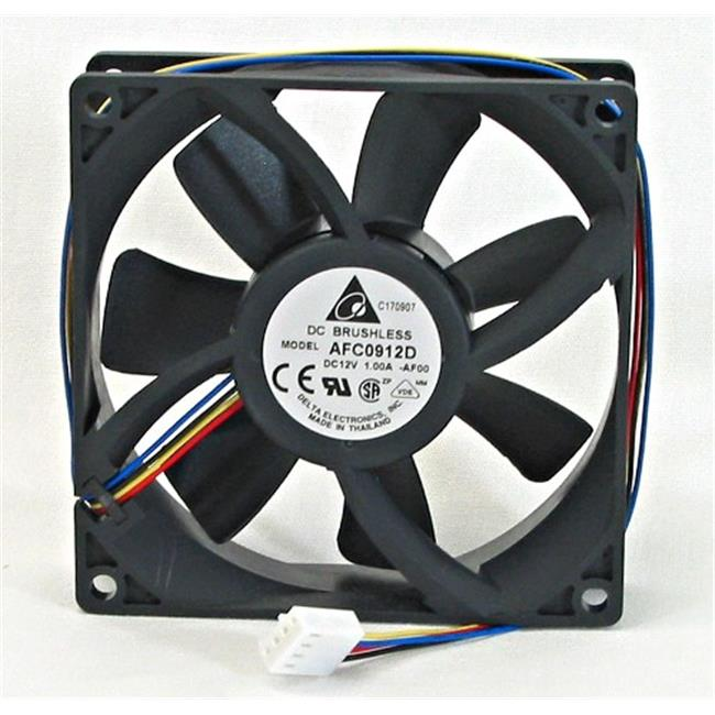 Delta 23-9225-01 92 x 92 x 25 mm. Ball Bearing Cooling Fan