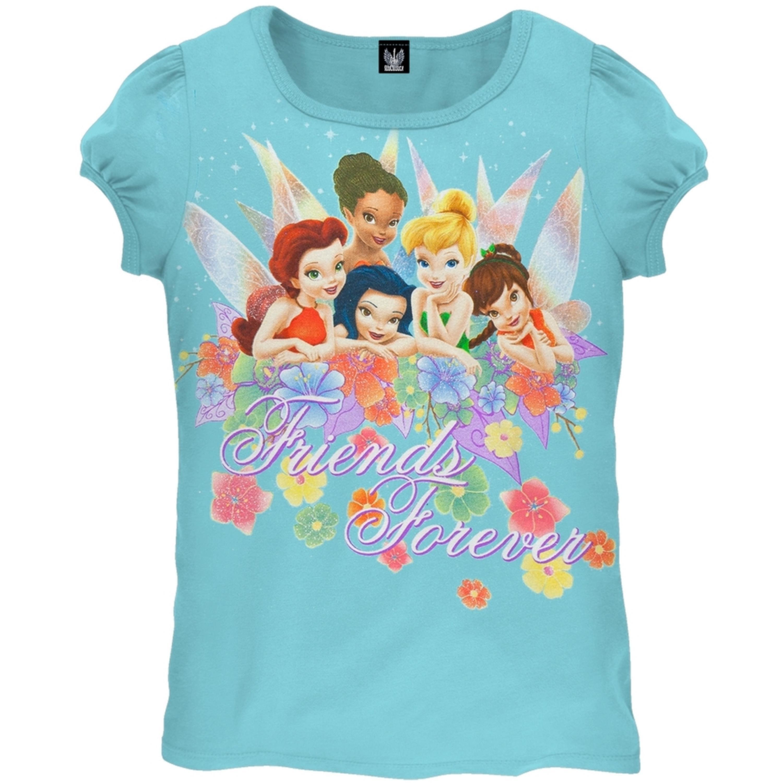 Disney Fairies - Friends Forever Juvy Girls T-Shirt