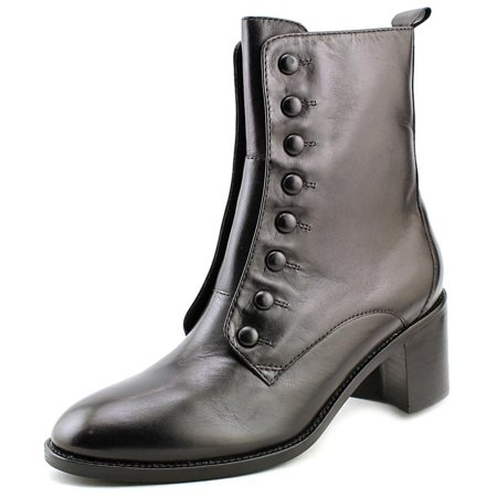 Everybody By BZ Moda Paloma Women Round Toe Leather Mid Calf Boot