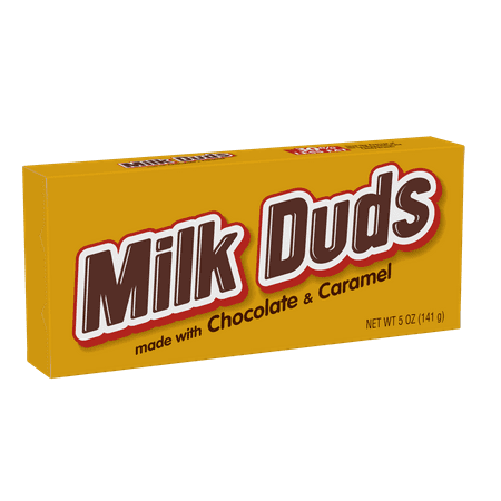 Milk Duds Chocolate and Caramel Candies - 5oz