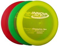 Champion Ape Disc Golf Driver, Plastic: Champion ~ (ONE DISC ONLY!!) By Innova by
