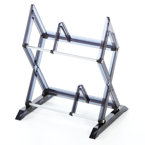 Symple Stuff 2 Tier Media Rack by