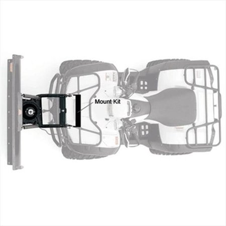 89613 Snow Plow Mount Center Kit 2013-2014 Can-Am ()