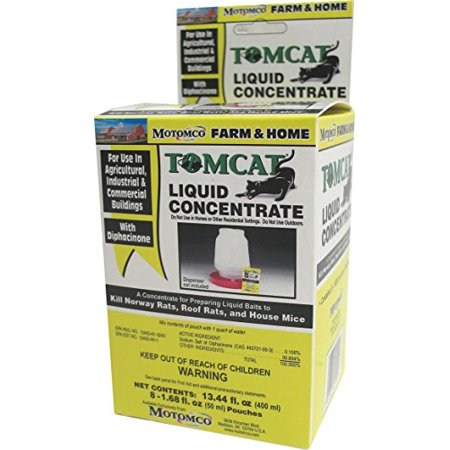 Image result for MOTOMCO Tomcat Mouse and Rat Liquid Concentrated Bait