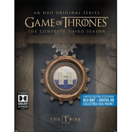 Game of Thrones: The Complete Third Season (Blu-ray) - Baby Daddy Season 3 Halloween Special