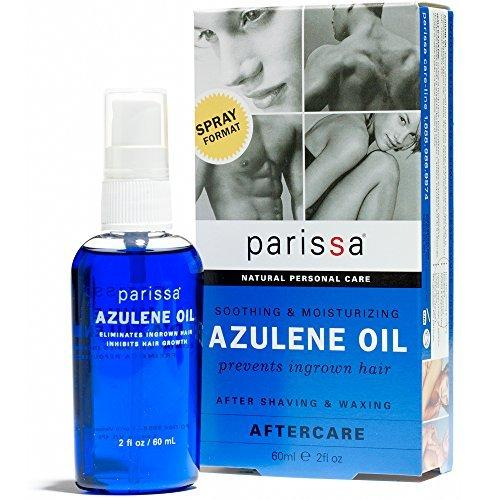 Parissa - Personal Care Azulene Ingrown Hair Prevention Oil (2 fl oz)