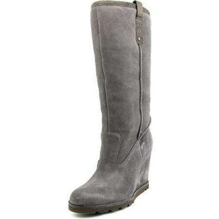 6fcc127ad05 UGG - Ugg Australia SOLEIL Women US 8 Gray Mid Calf Boot - Walmart.com