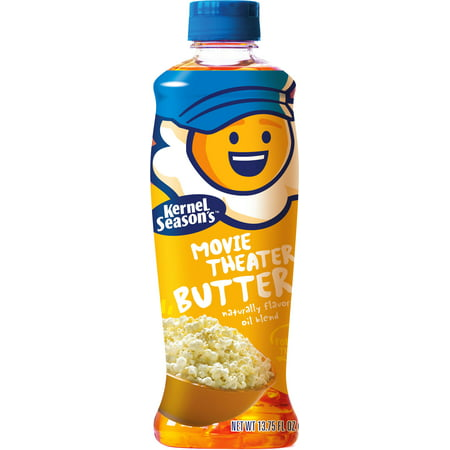 (3 Pack) Kernel Season's Movie Theater Butter, 13.75 FL -
