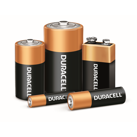 Best Duracell 1.5V Coppertop Alkaline AA Batteries, 8 Pack deal
