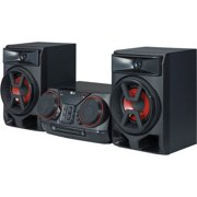 LG Bluetooth High Power Home Audio Stereo Sound System with Single Disc Cd Player (Discontinued)